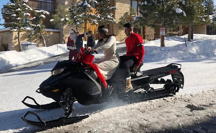 Priyanka Chopra Shows Off Her New Bat Mobile Gifted By Nick Jonas On Christmas