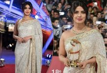 Priyanka Chopra's Dazzling White Saree Is A Must Have This Wedding Season