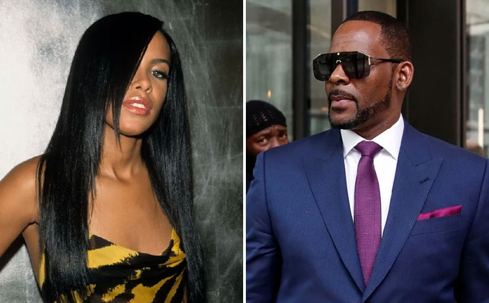 Singer R. Kelly Booked Under Bribery Case For Marrying Singer Aaliyah When She Was 15