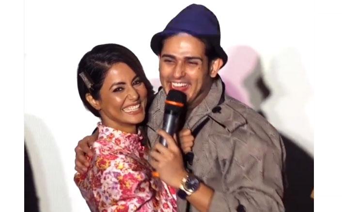 Raanjhana: Hina Khan Mockingly Takes A Dig At Priyank Sharma; Says She Taught Him Acting