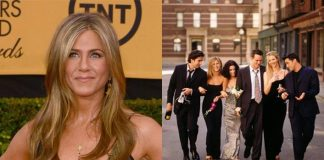 Rachel AKA Jennifer Aniston Says Her Family Told Her She'll Never Make A Dime With FRIENDS