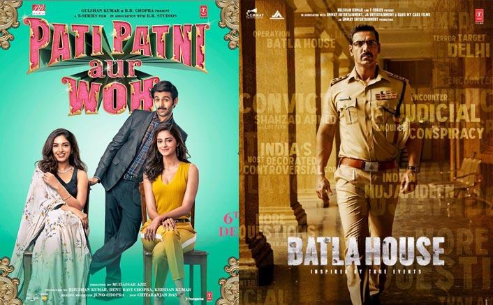 Pati Patni Aur Woh Box Office: Kartik Aaryan Surpasses John Abraham's Batla House In 2019's Most Profitable Movies' List