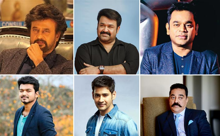 #ForbesIndiaCeleb100: From Rajinikanth To Thalapathy Vijay, Complete List Of South Stars To Mark Their Spot