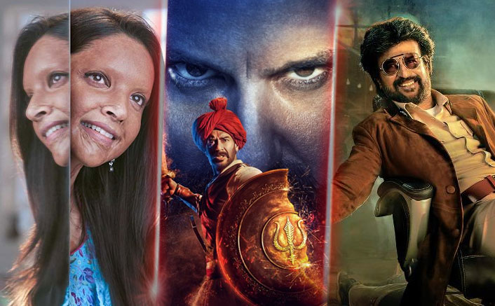 Rajinikanth's Darbar To Clash With Tanhaji: The Unsung Warrior & Chhapaak On Jan 10