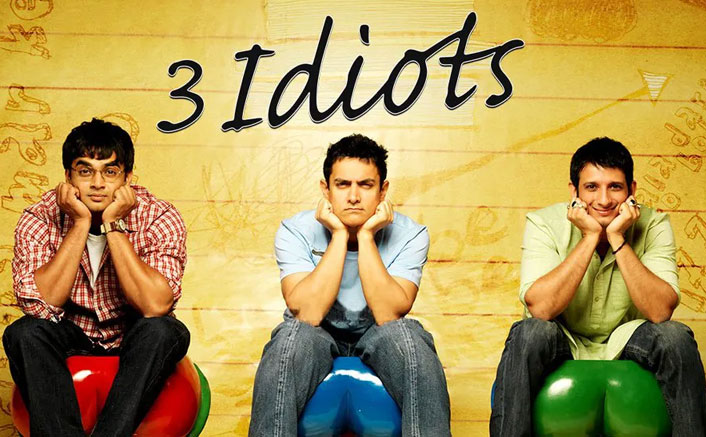 Rajkumar Hirani's 3 Idiots, a story based on the education system that changed many perceptions, completes a decade!