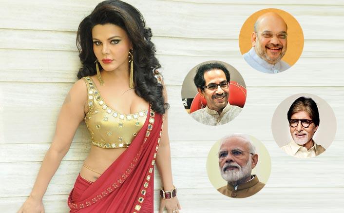 Rakhi Sawant Invites PM Narendra Modi, Uddhav Thackrey & Amitabh Bachchan To THIS Special Occasion!