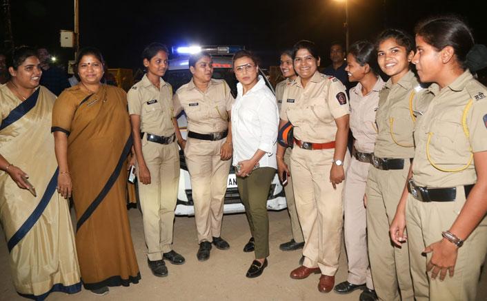 Rani meets special night patrol police team