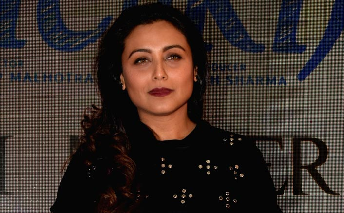 Rani Mukerji: Important to make films relevant to today's times