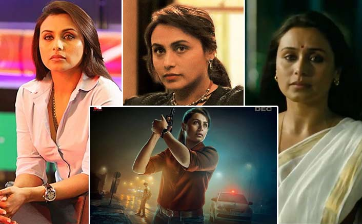 Rani Mukerji: From Tina To Shivani Shivaji Roy - The Queen Of Second Innings!