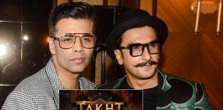 Ranveer Singh Meets Karan Johar For Takht Prep & Here's What They Spoke