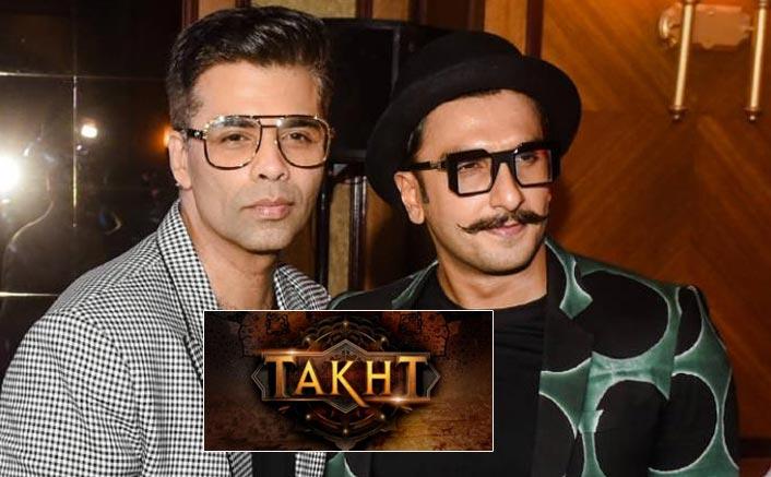 Ranveer Singh Meets Karan Johar For Takht & Discussed How To Get Out Of His Jayeshbhai Jordaar Character