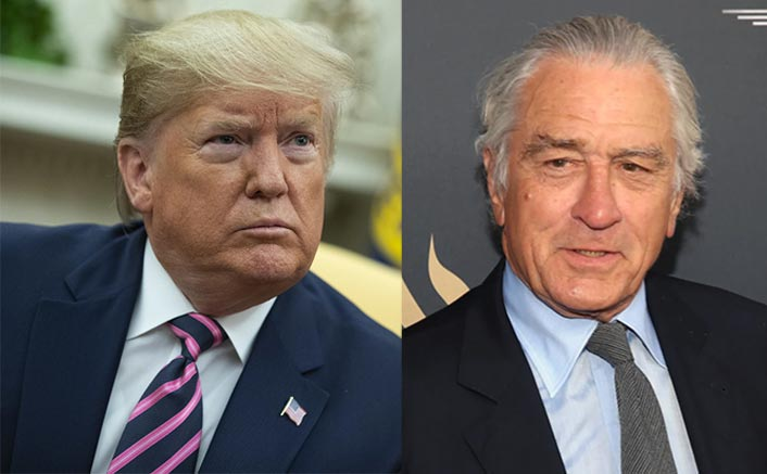 "Robert De Niro On Donald Trump: ""I'd Like To See A Bag Of Sh*t Right In His Face"""