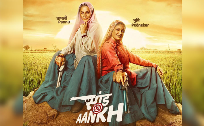 Saand Ki Aankh: Taapsee Pannu-Bhumi Pednekar Starrer Literally 'Hits A Bull's Eye'; Completes 50 Days Of Its Theatrical Run