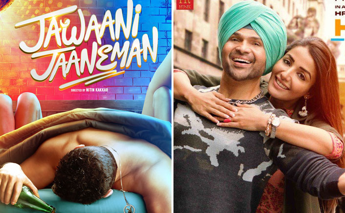 Saif Ali Khan's Jawaani Jaaneman First Look Poster OUT! To Clash With Himesh Reshammiya's Happy Hardy And Heer On A New Release Date
