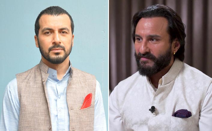 Saif Ali Khan's Take On CAA Row Leaves Sacred Games Co-Star Aamir Bashir unimpressed