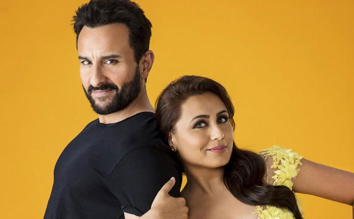 Saif and Rani to bring their magic back in Bunty Aur Babli 2!