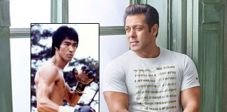 WHOA! Salman Khan Grew Up Adoring & Imitating Bruce Lee's Action Films