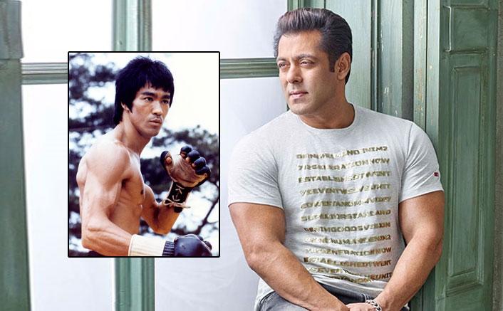 WHOA! Salman Khan Grew Up Adoring & Imitating Bruce Lee's Action Films