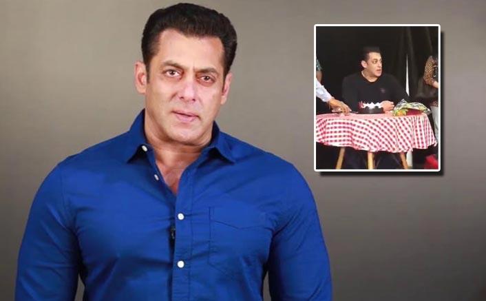 """Salman Khan: """"Abhi Ho Gaya Mama Ka, Chacha Ka, Ab Baap Banna Hai""""; WATCH"""