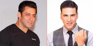 Salman Khan, Akshay Kumar trend on Twitter