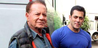 Salman Khan's dad Salim 'never trusted' his scripts