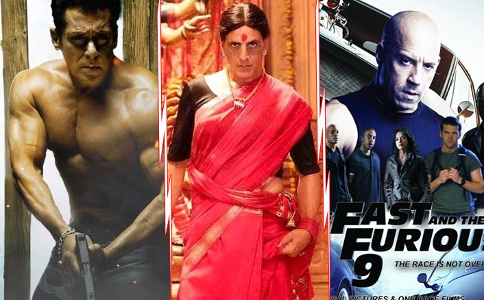 Salman Khan's Radhe VS Akshay Kumar's Laxmmi Bomb VS Vin Diesel's Fast & Furious 9 – The Big Box Office Clash!