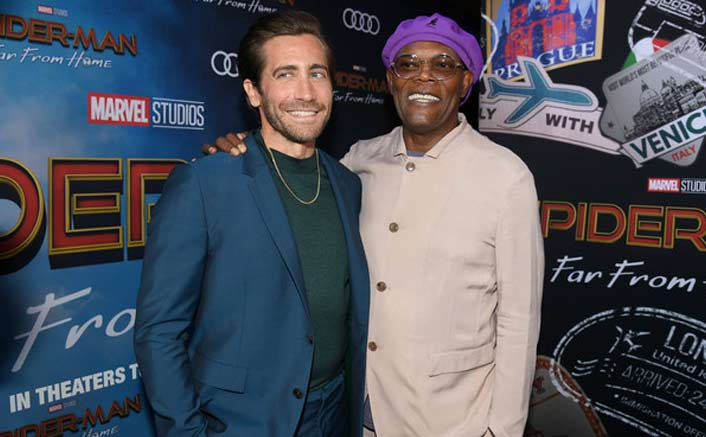 Samuel L. Jackson: Jake Gyllenhaal very studied
