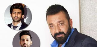 "Sanjay Dutt: "" I Can't Do What Ayushamnn Khurrana & Kartik Aaryan Do Today!"""