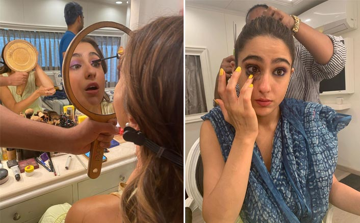 Sara Ali Khan Breaks The Myths About An Actor's Life With Two Stark Different Pictures