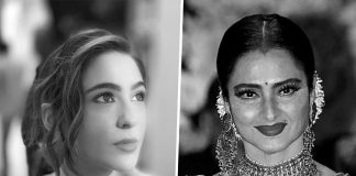 Sara Ali Khan Calls Herself 'Sasti Rekha' In A Witty Shayari & It Is Winning The Internet