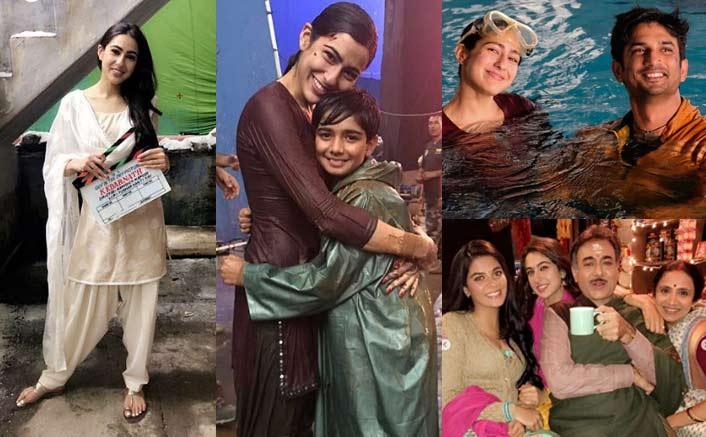 Sara Ali Khan Celebrates A Year In Bollywood, Pens A Heartfelt Note