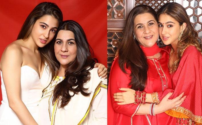 Sara Ali Khan's 'Mommy No 1' post for Amrita Singh