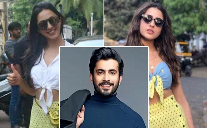 Sara, Kiara are beautiful and attractive: Sunny Singh