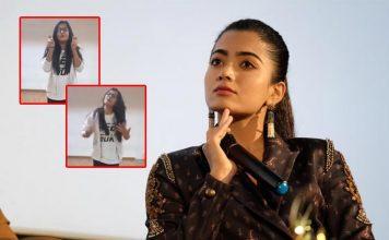 Sarileru Neekevvaru: Rashmika Mandanna Looks 'Oh So Awwwdorable' Grooving To 'He's So Cute' From Mahesh Babu Starrer