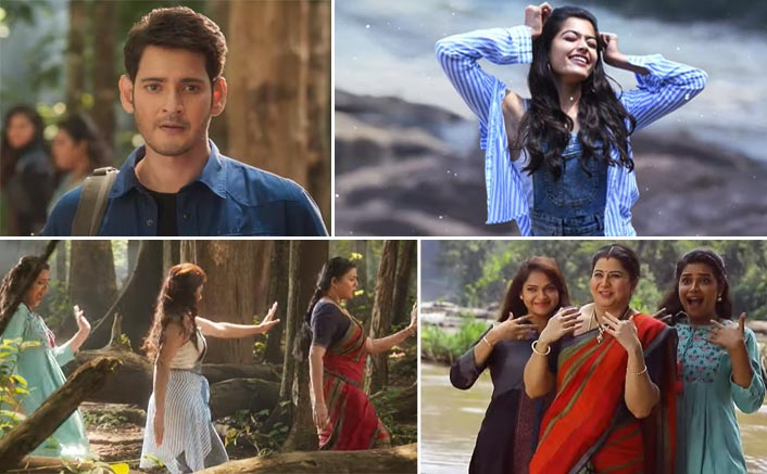Sarileru Neekevvaru: Rashmika Mandanna Trying Her Best To Impress Mahesh Babu In This Fun Peppy Number 'He's Soo Cute'