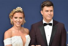 Scarlett Johansson Has A Hilarious Take On Her Engagement With Colin Jost