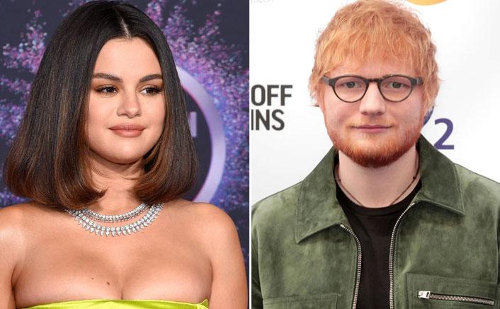 Selena soiled her pants when going to Sheeran's concert