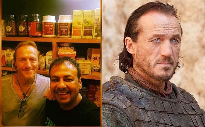 Game Of Thrones' Ser Bronn Is In Mumbai - Stay Low Ser, Stay Low!
