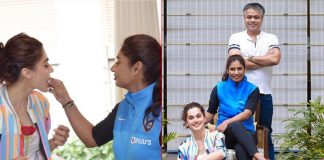 Shabaash Mithu: Taapsee Pannu To Play Mithali Raj, Former Captain of Women's Cricket Team
