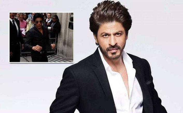 Shah Rukh Khan CAA