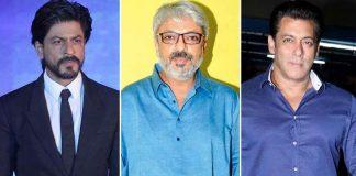 शाहरुख खान स्टारर भंसाली की फिल्म में काम करने को लेकर यह बोले सलमान खान