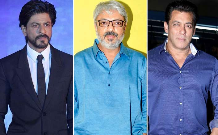 Shah Rukh Khan & Salman Khan's Collab With Sanjay Leela Bhansali Was CONFIRMED But...