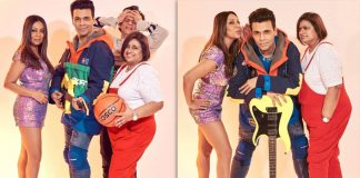 Shah Rukh Khan's Reaction Seeing Gauri Khan & Karan Johar Dressed As Tina & Rahul From Kuch Kuch Hota Hai Is Unmissable!
