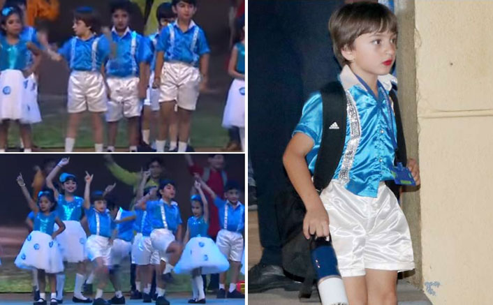 VIDEO: Shah Rukh Khan's Son AbRam's Annual Function Dance Performance Is Winning The Internet