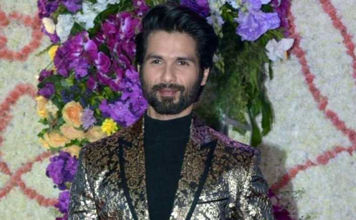 Shahid Kapoor: Cried four times after watching 'Jersey'