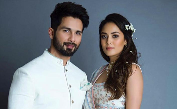 Shahid Kapoor Seems To Be Falling In Love With Wife Mira Rajput All Over Again & Here's Proof!