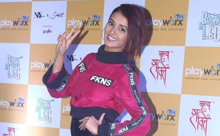 Shakti Mohan excited about 'Break A Leg' season 2