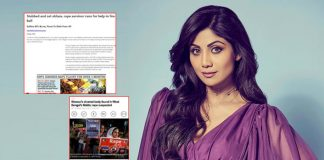 Shilpa Shetty: Beti Bachao can't just be relegated to a campaign