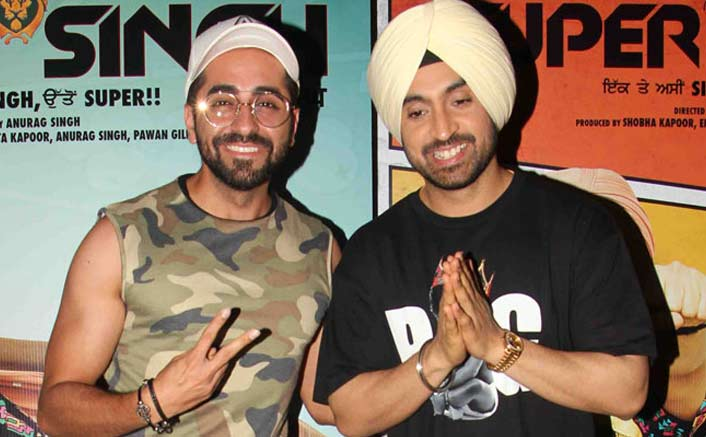 SHOCKING! Ayushmann Khurrana Was Suddenly Replaced By Diljit Dosanjh For THIS Film