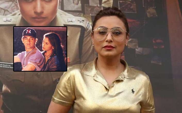 Did You Know? Rani Mukerji's Dialogues In Ghulam Were Dubbed By An Artist Because She Had A Huskier Voice